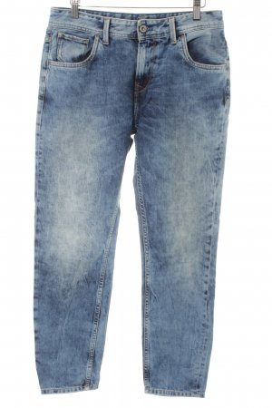 Pepe Jeans London Boyfriend jeans azuur-donkerblauw casual uitstraling