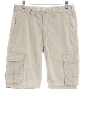 Pepe Jeans London Cargohose hellbeige Casual-Look