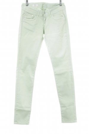 Pepe Jeans London Chinohose hellgrün Casual-Look