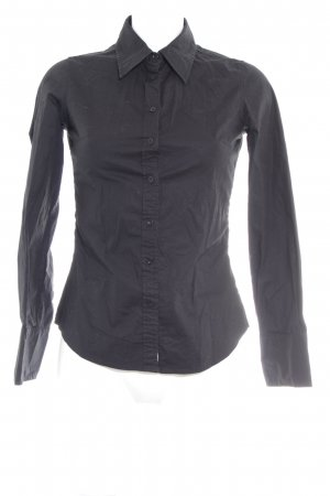 Pepe Jeans London Hemd-Bluse schwarz Casual-Look
