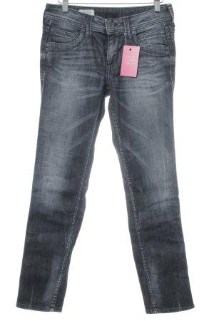 Pepe Jeans London Hüftjeans anthrazit Jeans-Optik
