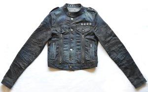 Pepe Jeans London Giacca denim multicolore Cotone