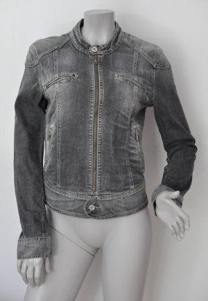 Pepe Jeans London Jeansjacke ROCKY grau Gr. M UNGETRAGEN