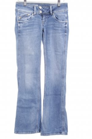 Pepe Jeans London Jeansschlaghose himmelblau Casual-Look