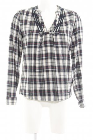 Pepe Jeans London Karobluse Karomuster Casual-Look