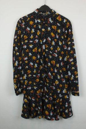 Pepe Jeans London Kleid Blusenkleid Gr. XS bunt NEU