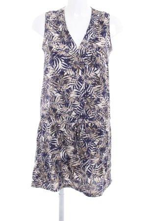 Pepe Jeans London Kurzarmkleid florales Muster Beach-Look