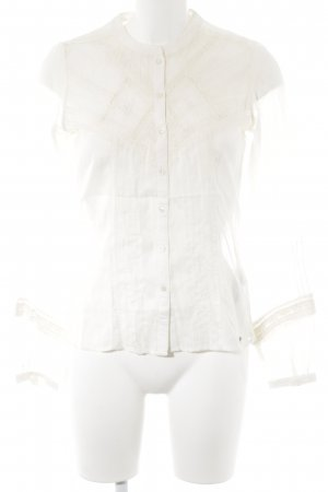 Pepe Jeans London Langarm-Bluse hellbeige Casual-Look