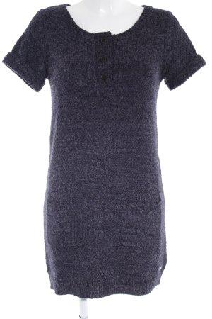 Pepe Jeans London Longpullover dunkelblau Kuschel-Optik