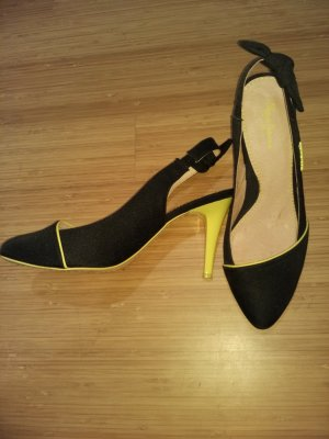 Pepe Jeans London Pumps, citron, Gr.38,5