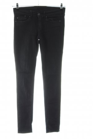 Pepe Jeans London Röhrenhose schwarz Casual-Look