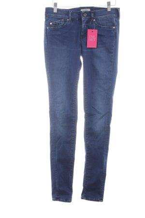 Pepe Jeans London Röhrenjeans blau Jeans-Optik