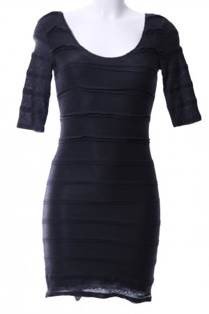 Pepe Jeans London Tube Dress black party style