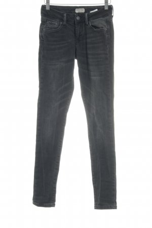 Pepe Jeans London Skinny Jeans anthrazit Casual-Look