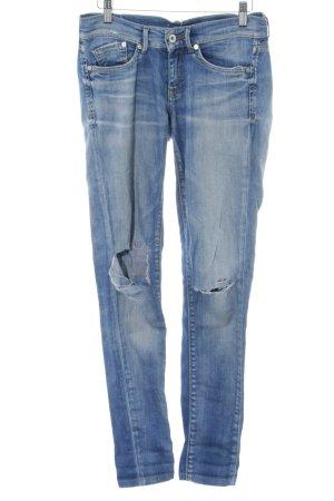 Pepe Jeans London Skinny Jeans blue casual look