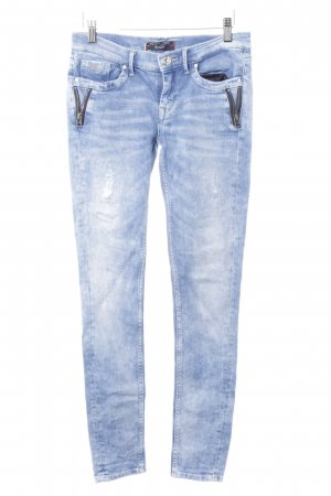 Pepe Jeans London Skinny Jeans blau Casual-Look