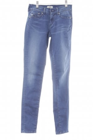 Pepe Jeans London Skinny Jeans blau Jeans-Optik