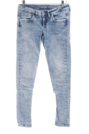 Pepe Jeans London Skinny Jeans blau Jeans-Optik