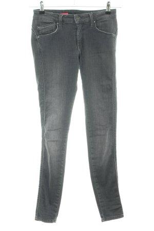 Pepe Jeans London Skinny Jeans hellgrau Casual-Look