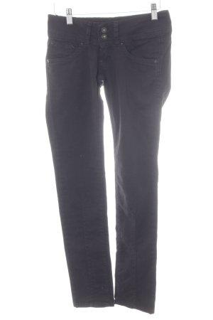 Pepe Jeans London Skinny Jeans schwarz klassischer Stil