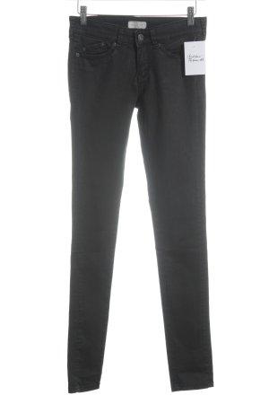Pepe Jeans London Jeans skinny nero stile da moda di strada