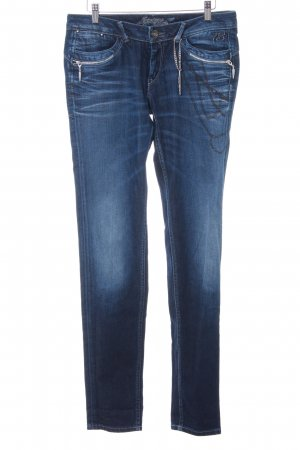 "Pepe Jeans London Skinny Jeans ""Seventy Three"" blau"