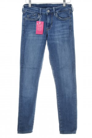 Pepe Jeans London Skinny Jeans stahlblau Casual-Look