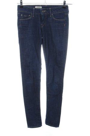 Pepe Jeans London Jeans slim bleu style décontracté