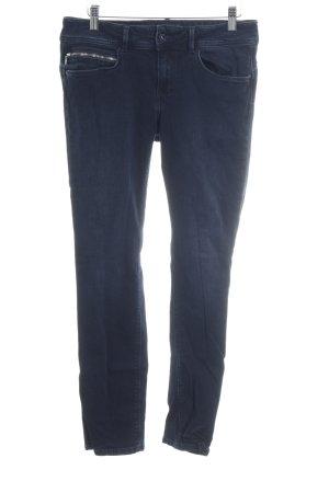 Pepe Jeans London Slim Jeans blau-dunkelblau Casual-Look