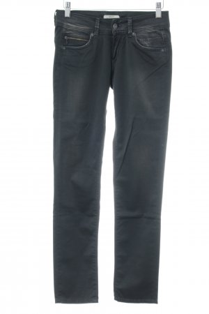 Pepe Jeans London Röhrenhose hellgrau Casual-Look