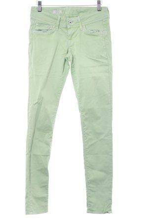 Pepe Jeans London Slim Jeans hellgrün Casual-Look