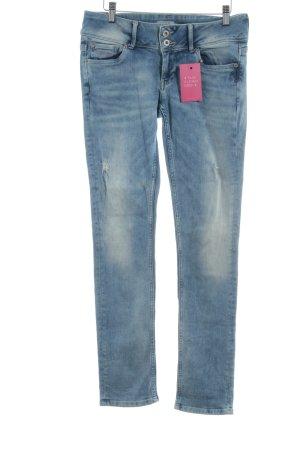 Pepe Jeans London Slim Jeans himmelblau Casual-Look