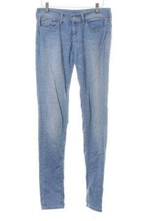 Pepe Jeans London Slim Jeans kornblumenblau Casual-Look