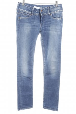 Pepe Jeans London Slim Jeans kornblumenblau Casual-Look