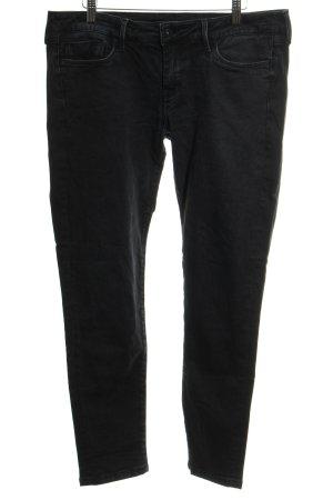 Pepe Jeans London Jeans slim noir style décontracté