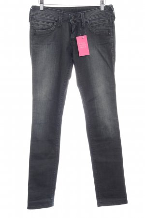 Pepe Jeans London Slim Jeans schwarz Casual-Look