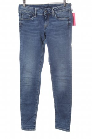 Pepe Jeans London Slim Jeans stahlblau Casual-Look
