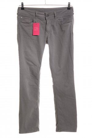 Pepe Jeans London Stoffhose hellgrau Casual-Look