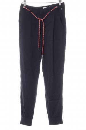 Pepe Jeans London Stoffhose dunkelblau Casual-Look