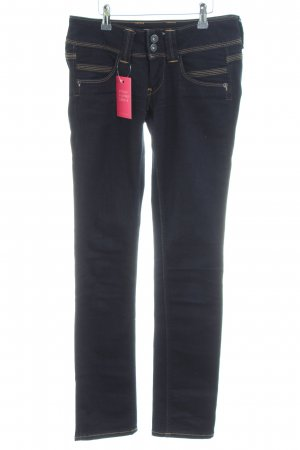 Pepe Jeans London Straight-Leg Jeans schwarz Casual-Look
