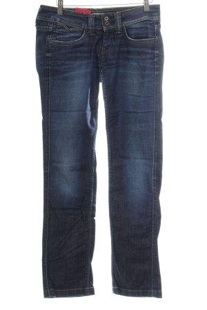 Pepe Jeans London Straight-Leg Jeans dunkelblau-blau Jeans-Optik