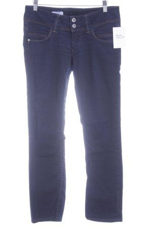 Pepe Jeans London Straight-Leg Jeans dunkelblau Jeans-Optik