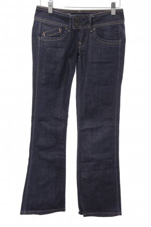 Pepe Jeans London Straight-Leg Jeans dunkelblau Jeans-Optik