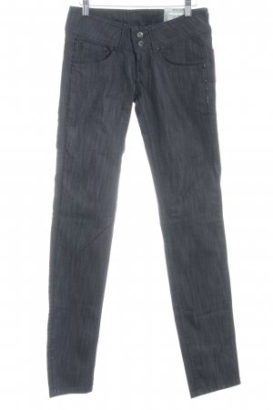 Pepe Jeans London Straight-Leg Jeans dunkelblau meliert Casual-Look