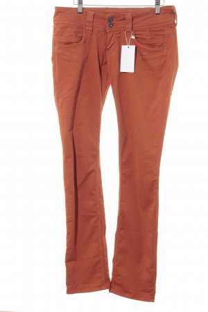Pepe Jeans London Straight-Leg Jeans dunkelorange Casual-Look
