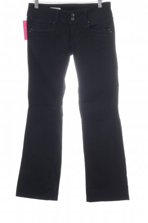 Pepe Jeans London Straight-Leg Jeans schwarz Casual-Look