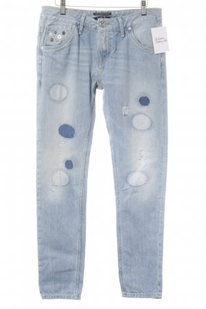 Pepe Jeans London Straight-Leg Jeans mehrfarbig Casual-Look