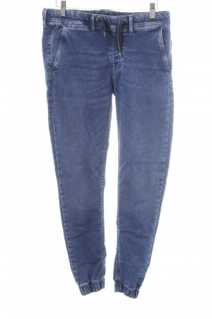 Pepe Jeans London Stretch Jeans stahlblau Casual-Look