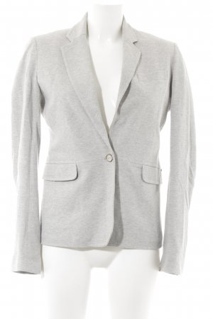 Pepe Jeans London Sweatblazer hellbeige meliert Casual-Look