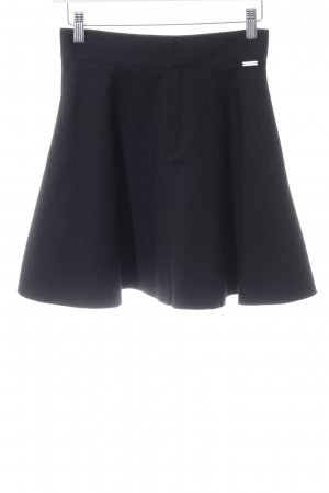 Pepe Jeans London Circle Skirt black business style
